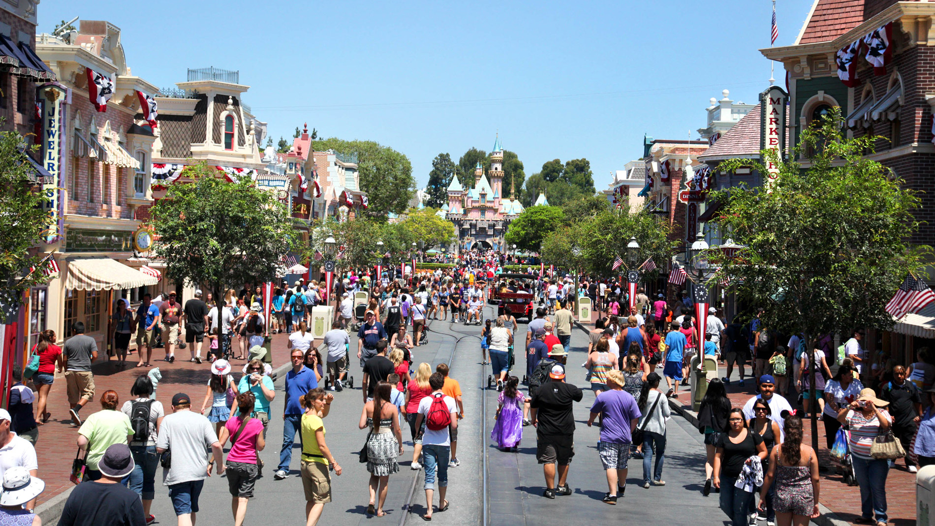 One Day in Disneyland