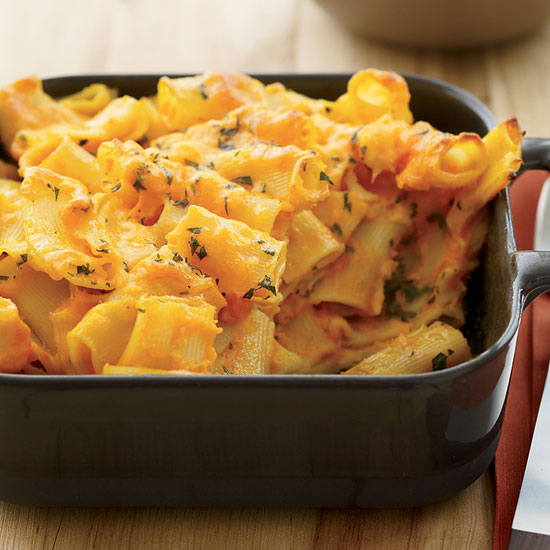 Carrot Macaroni and Cheese