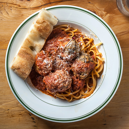 The Meatball Shop; New York City