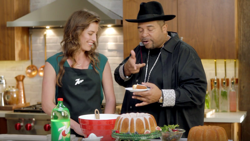 Sir Mix-A-Lot 7up Baking