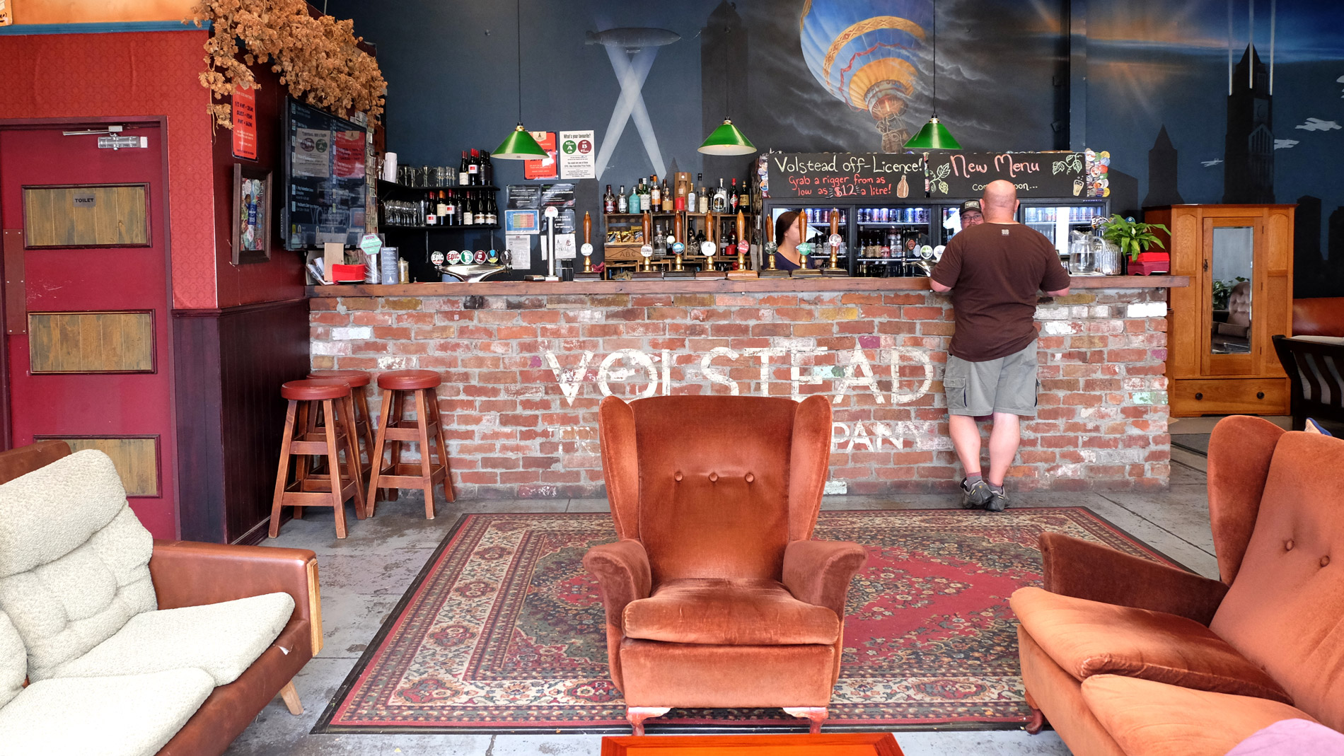 Volstead Trading Co.