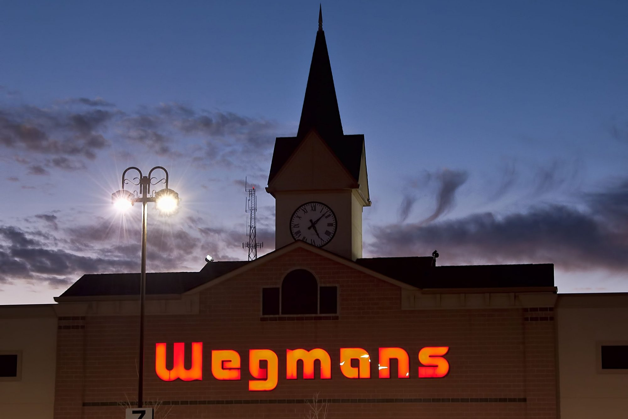 Wegmans Is Under Pressure to Stop Selling Trump Wine