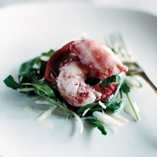 Lobster and Fennel Salad