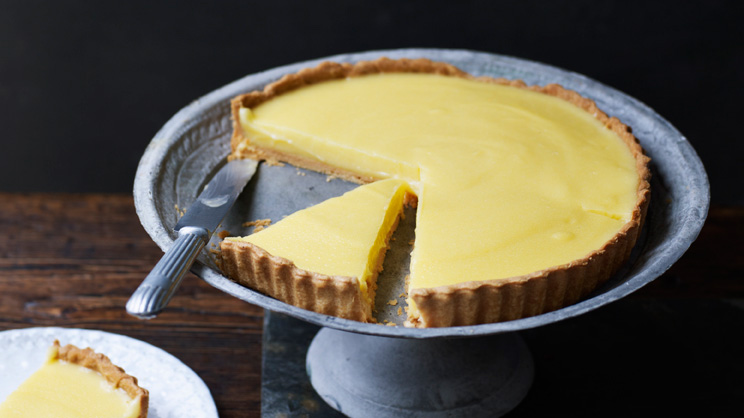 Fresh Lemon Tart