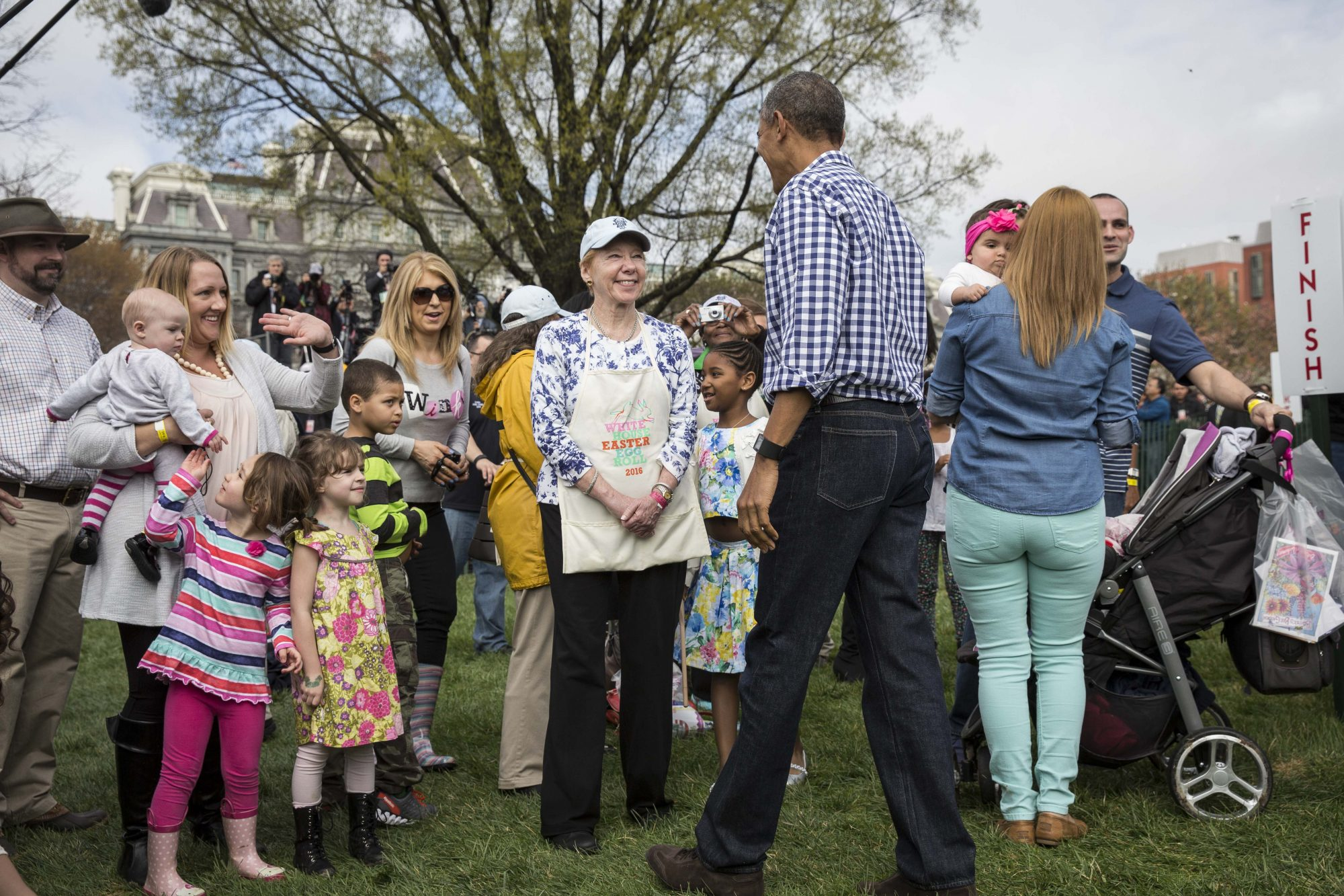 This Is How You Can Attend President Trump's First White House Easter Egg Roll for Free