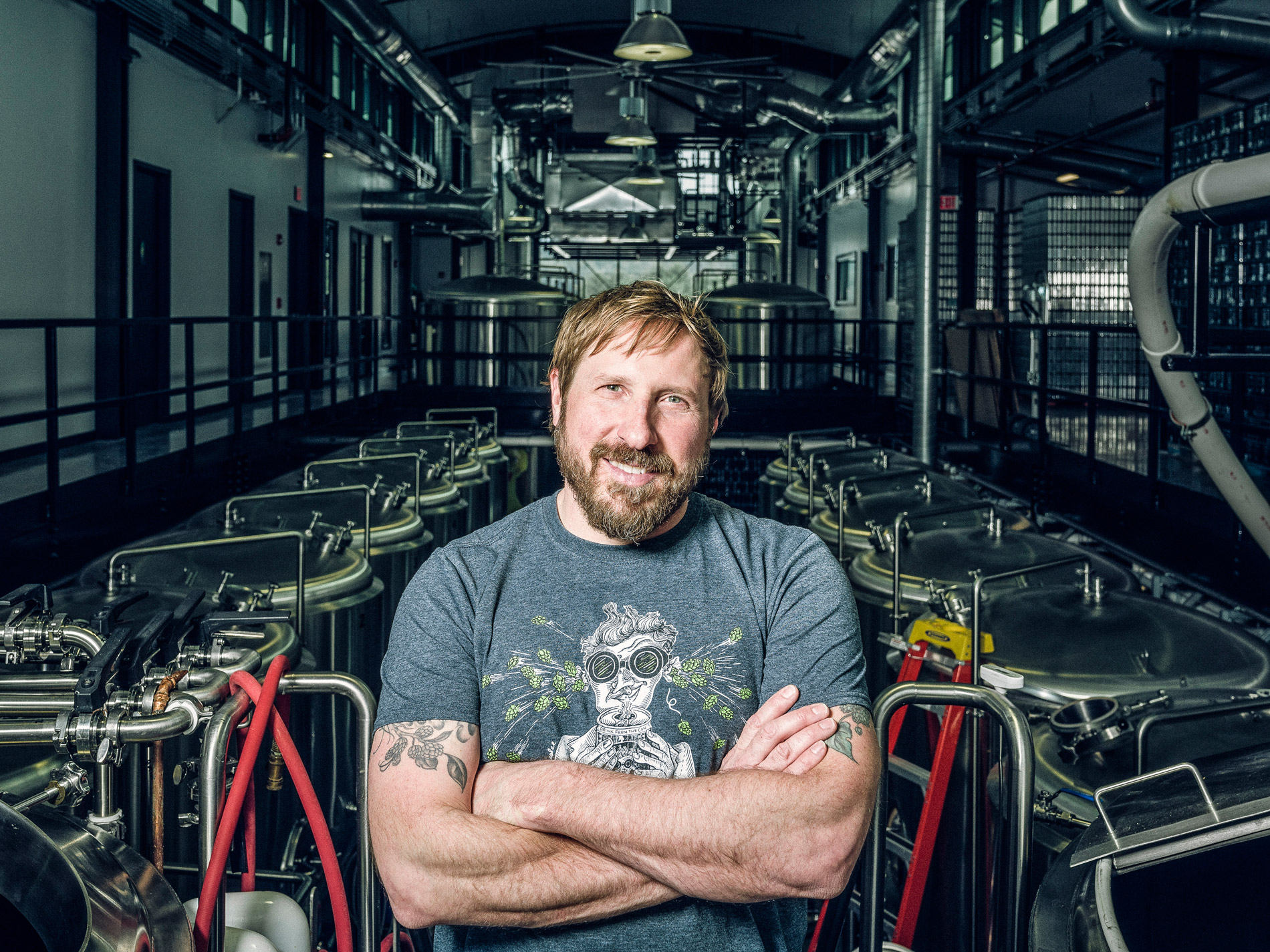 The Story of Heady Topper, America's Obsession-Driving Double IPA