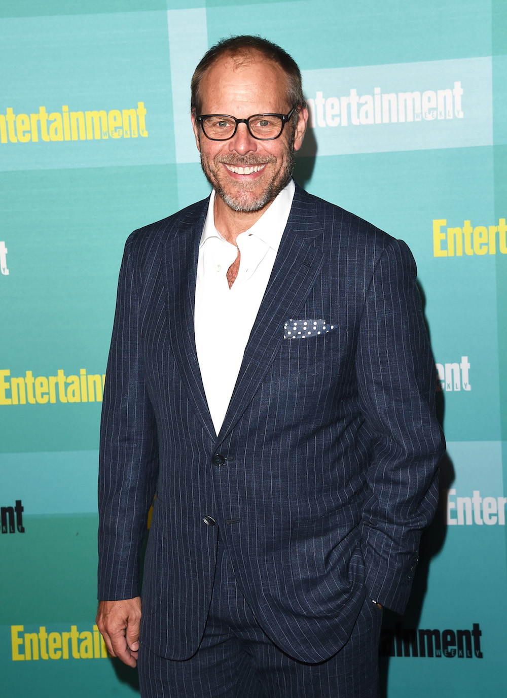 Alton Brown attends Entertainment Weekly's Comic-Con 2015 Party