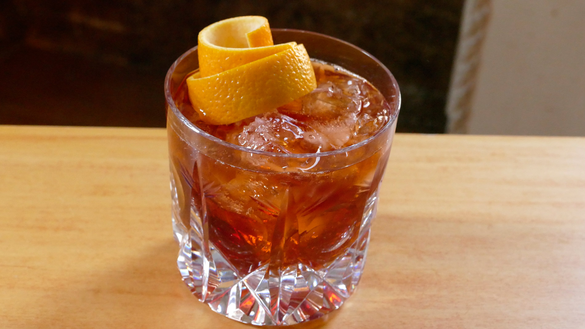 Angostura Old Fashioned