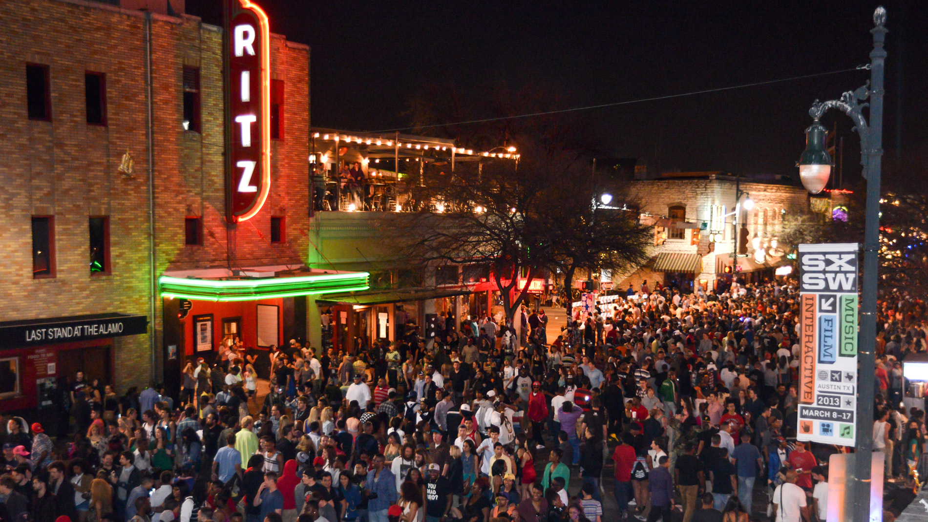 Where to Go to Escape the Crowds During SXSW