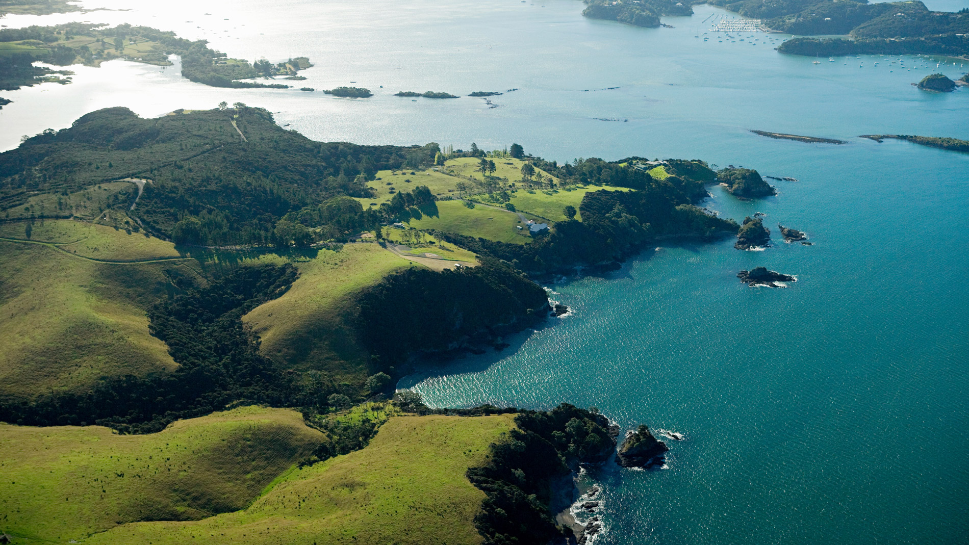 A Brief Guide to New Zealand's Bay of Islands