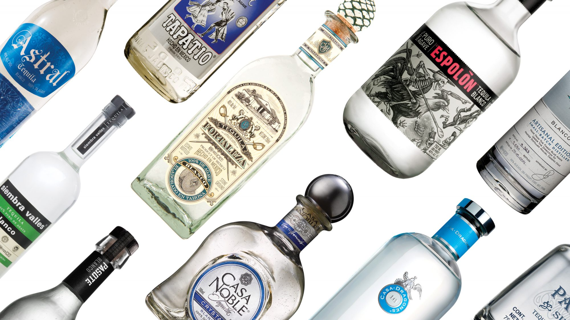 Top 10 Blanco Tequilas