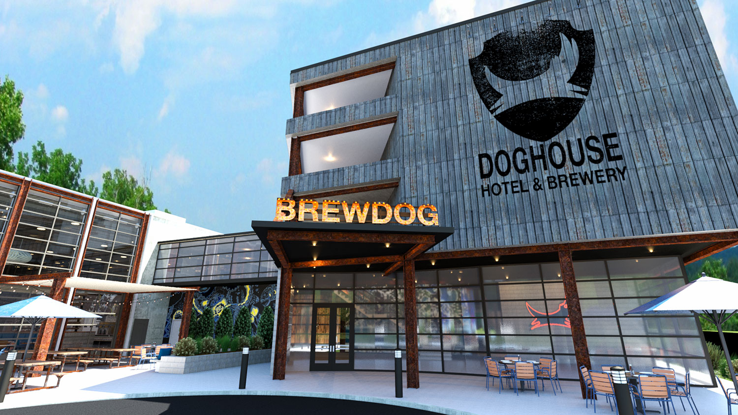 A New Beer Hotel Will Have a Private Hot Tub Full of IPA