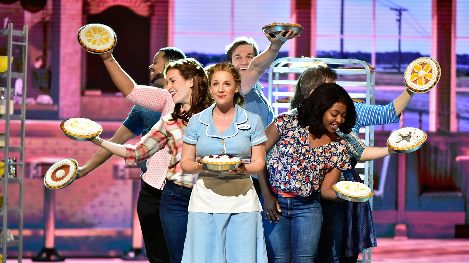 waitress, the musical