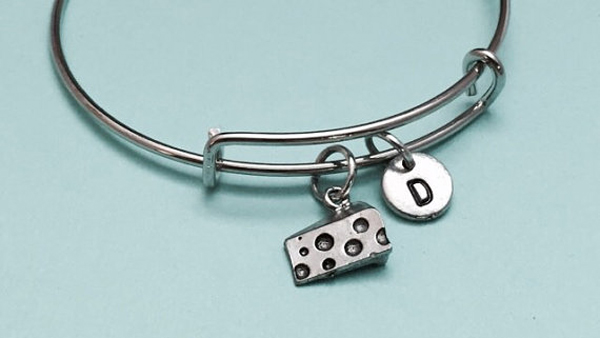 Cheese Bangle Braclet