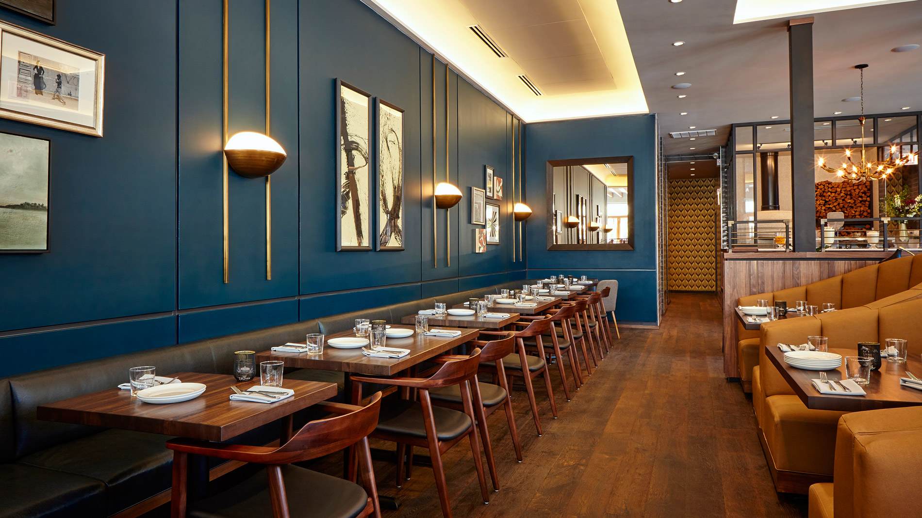 wonder walls: how restaurants are getting into custom décor | food