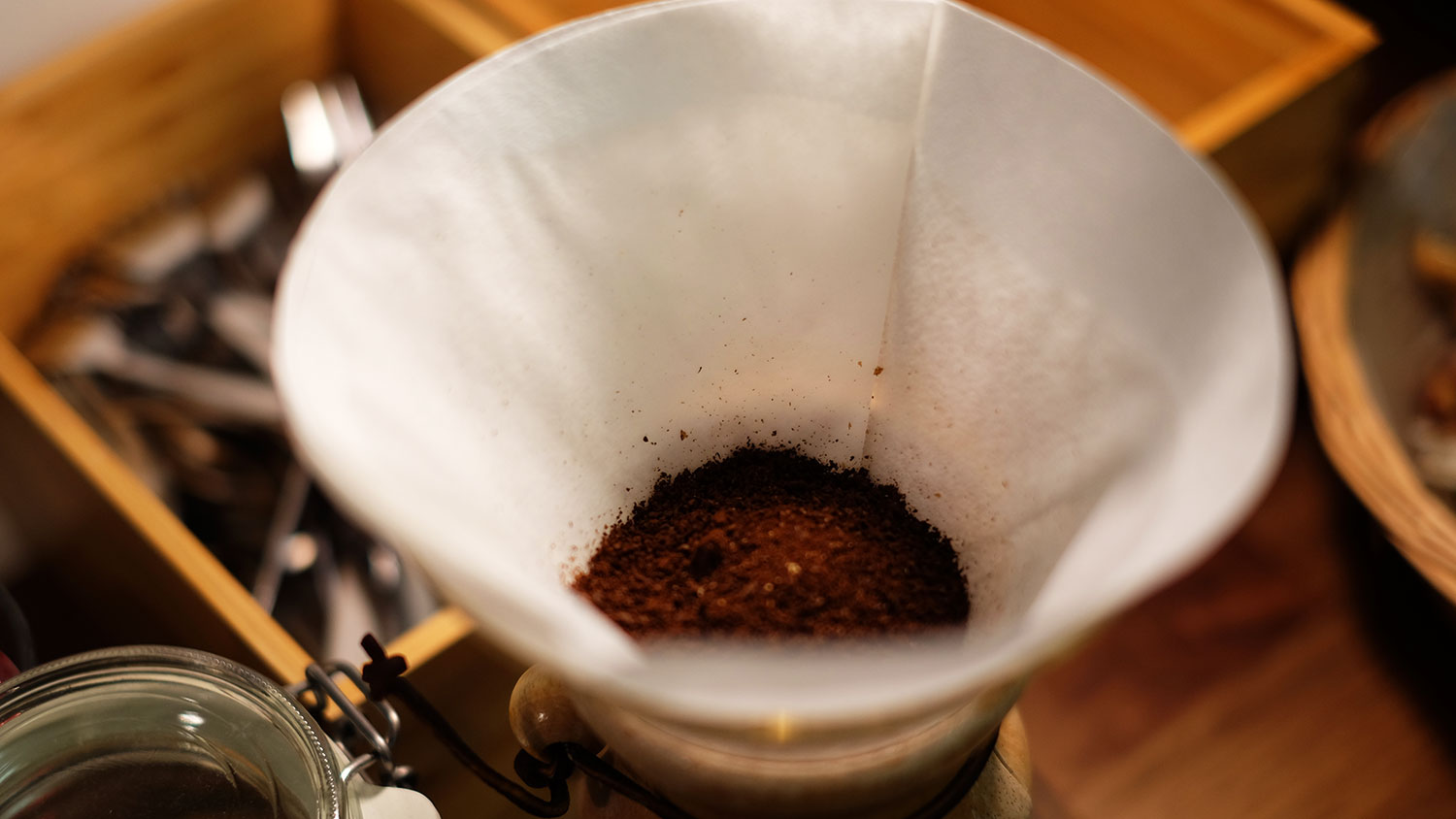 How One Woman Used Her Sons Notebook Paper To Invent Coffee Filters