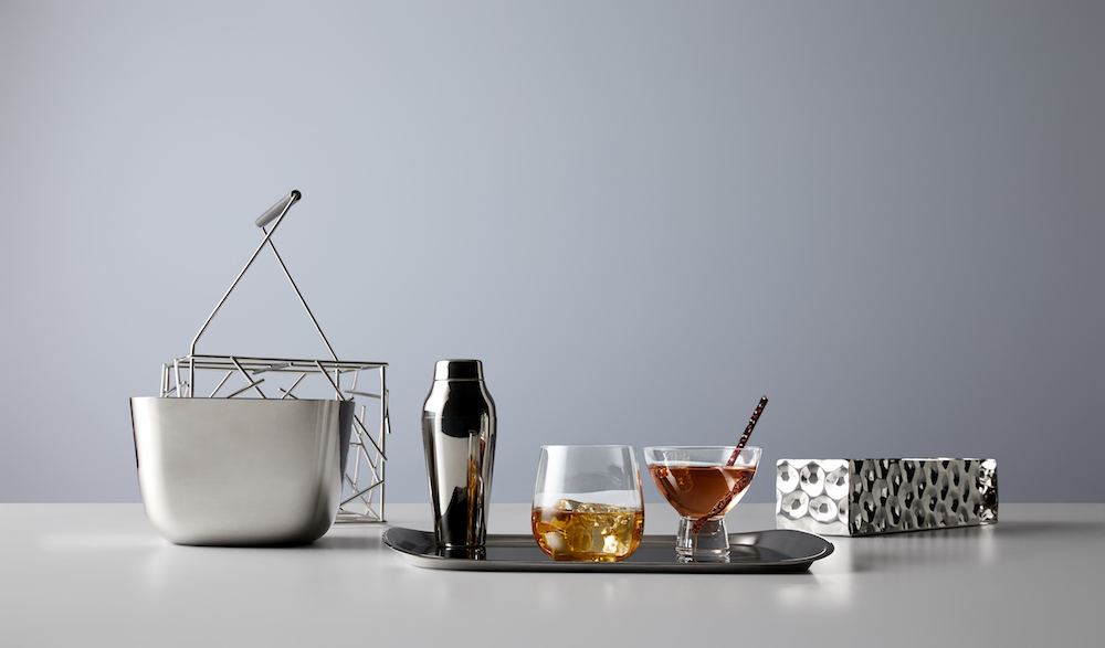 Delta and Alessi partner to launch in-flight designer tableware