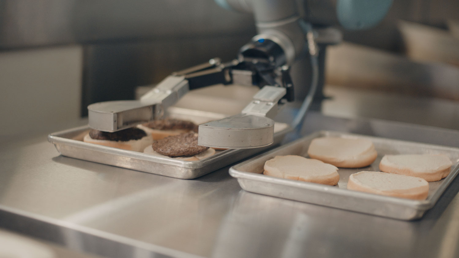 Rise Of The Machines A Burger Flipping Robot Is About To