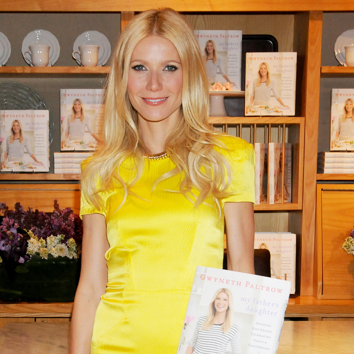 Food Safety Experts Are Not Pleased with Gwyneth Paltrow's Cookbooks