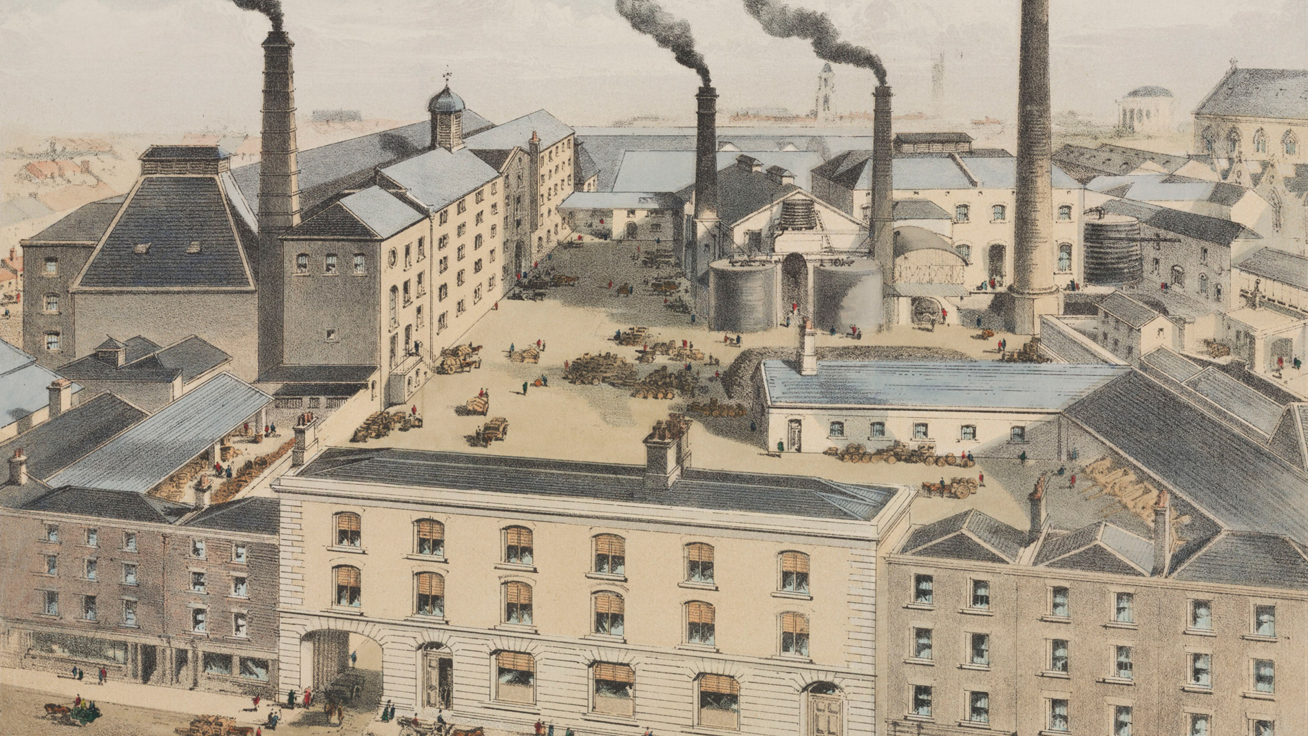 <p>We Are In the Midst of an Irish Whiskey Revival</p>