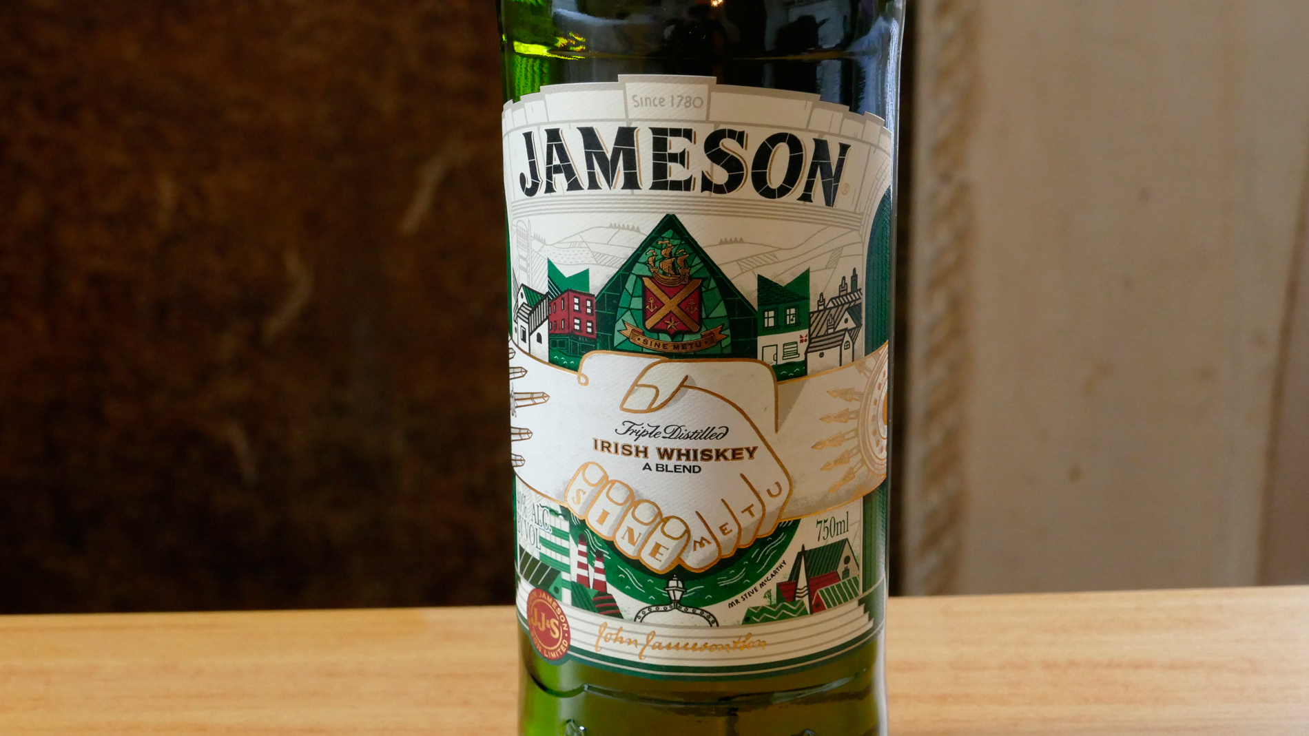 Jameson Whiskey Recipes