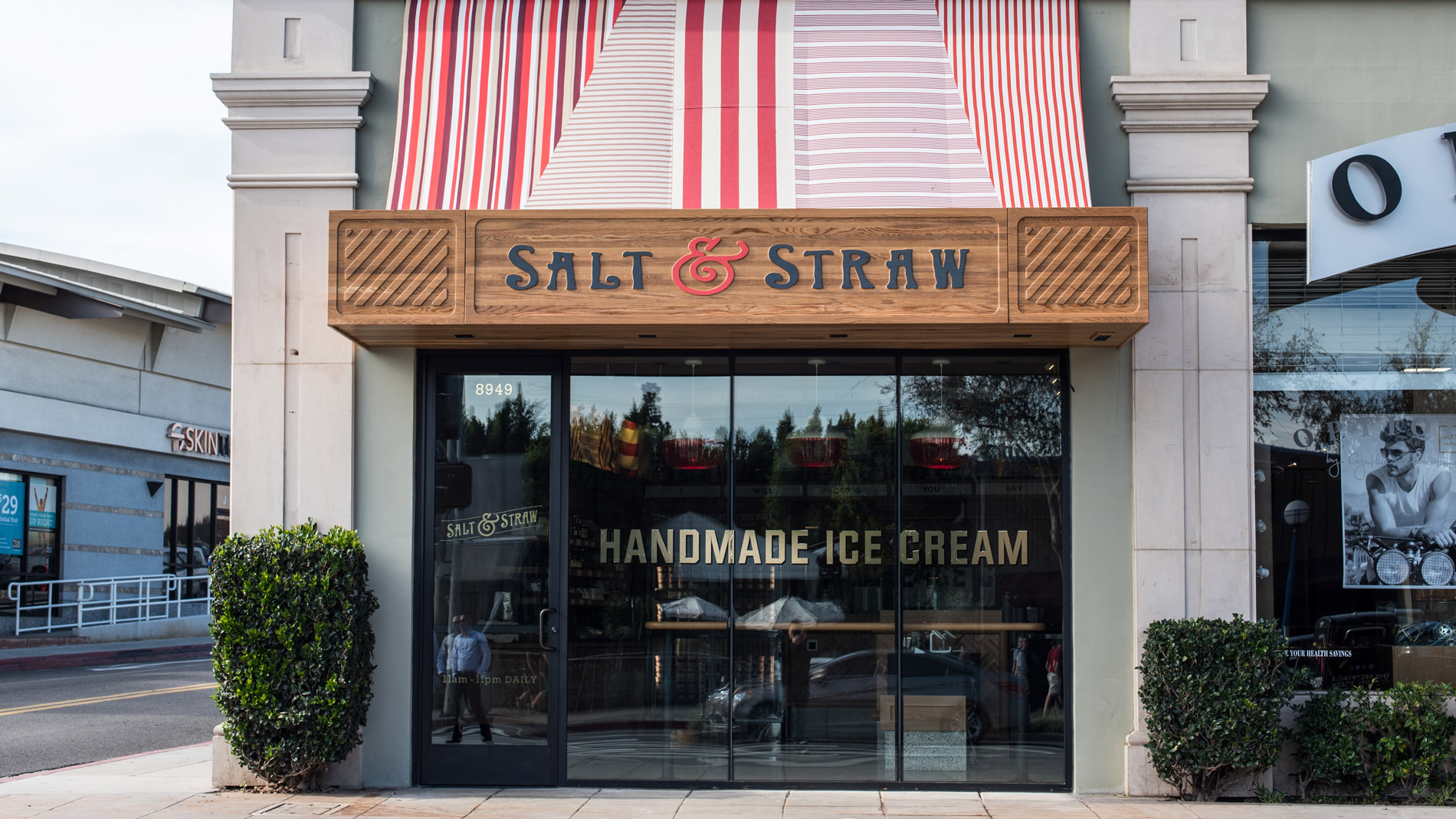 Salt & Straw, Las Angeles