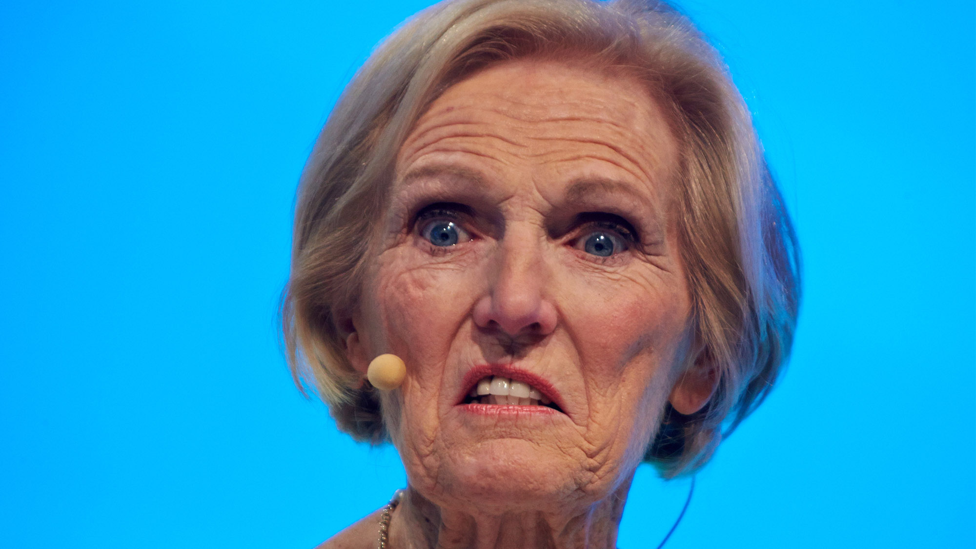 This is the one thing that Mary Berry has NEVER eaten
