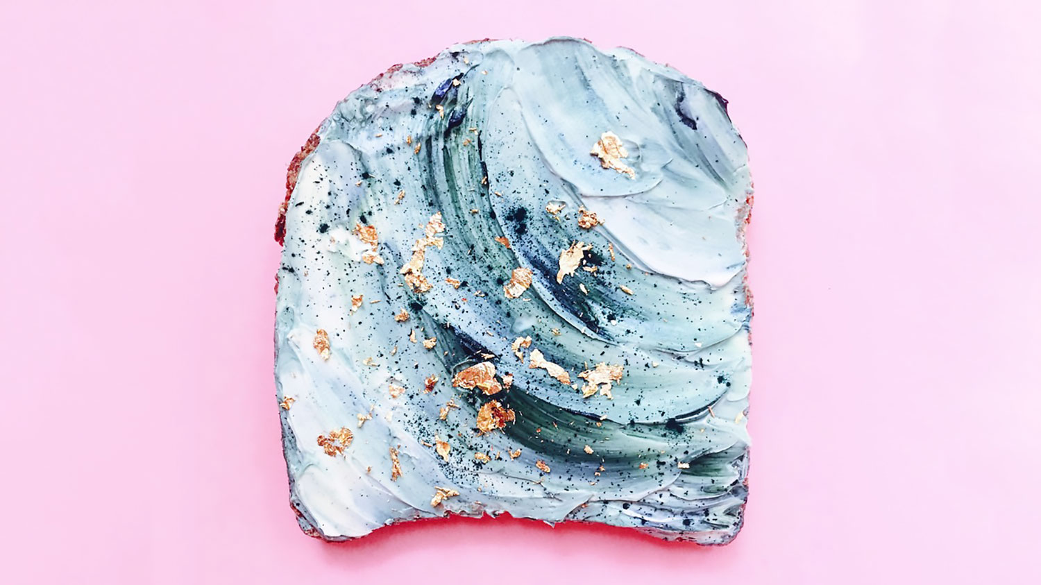 Mermaid Toast Is The New Most Instagrammable Thing On The Internet
