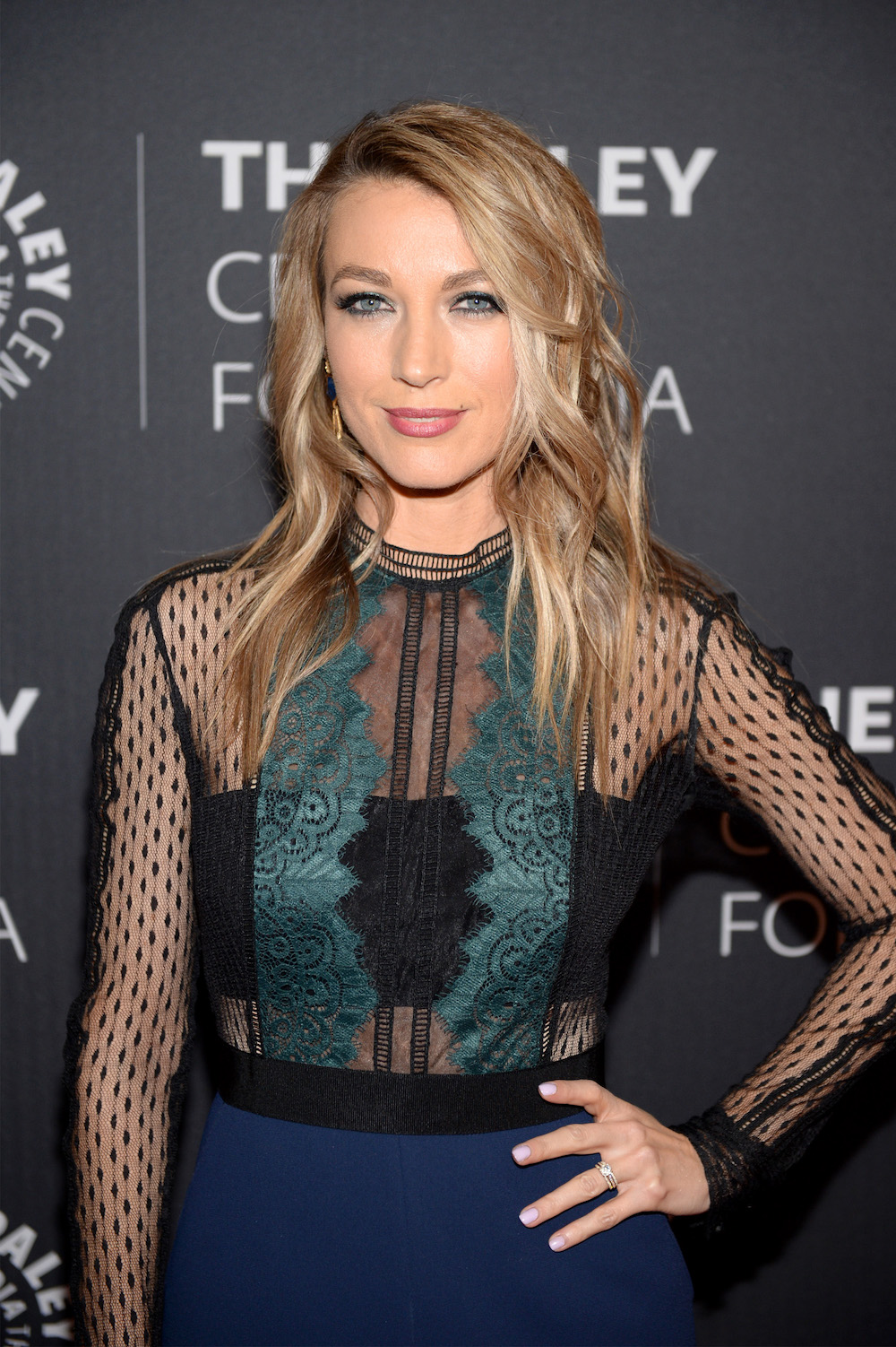 """Natalie Zea attends """"The Detour"""" season 2 screening at The Paley Center for Media in New York City"""