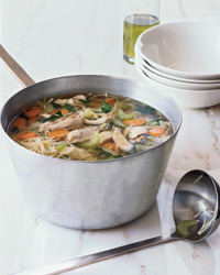 Chicken Soup Recipes like Classic Chicken Noodle
