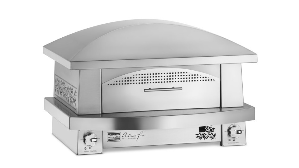 <p>Kalamazoo Artisan Fire Outdoor Pizza Oven</p>