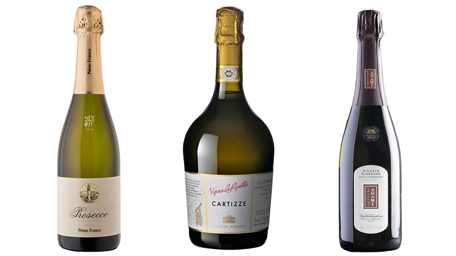 7 High-End Proseccos to Try Now