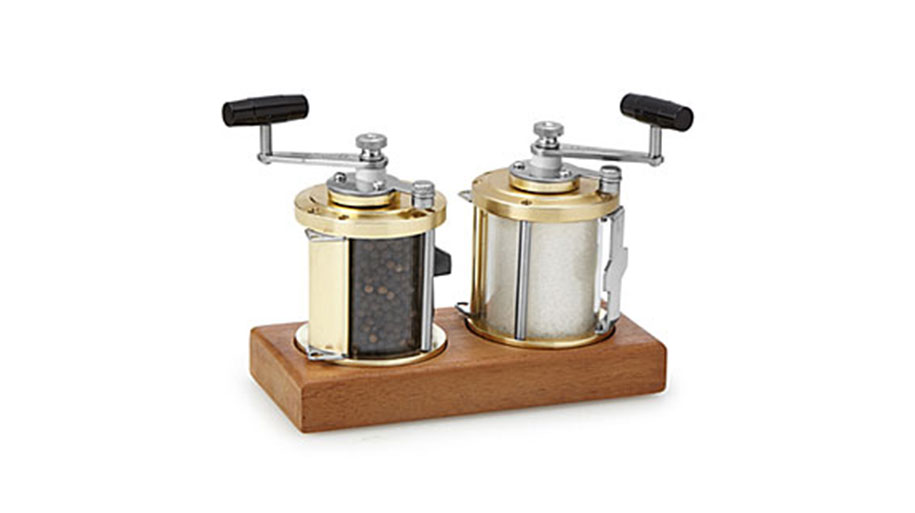 Ocean Reel Salt and Pepper Mills