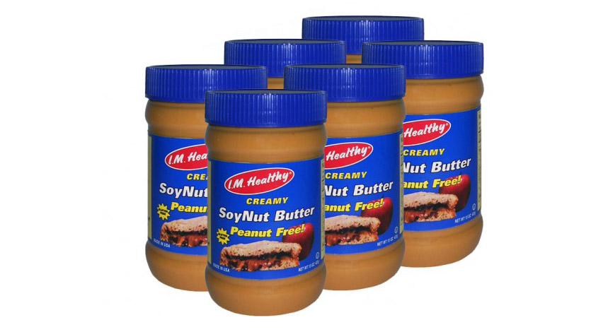 I M Healthy Soynut Butter