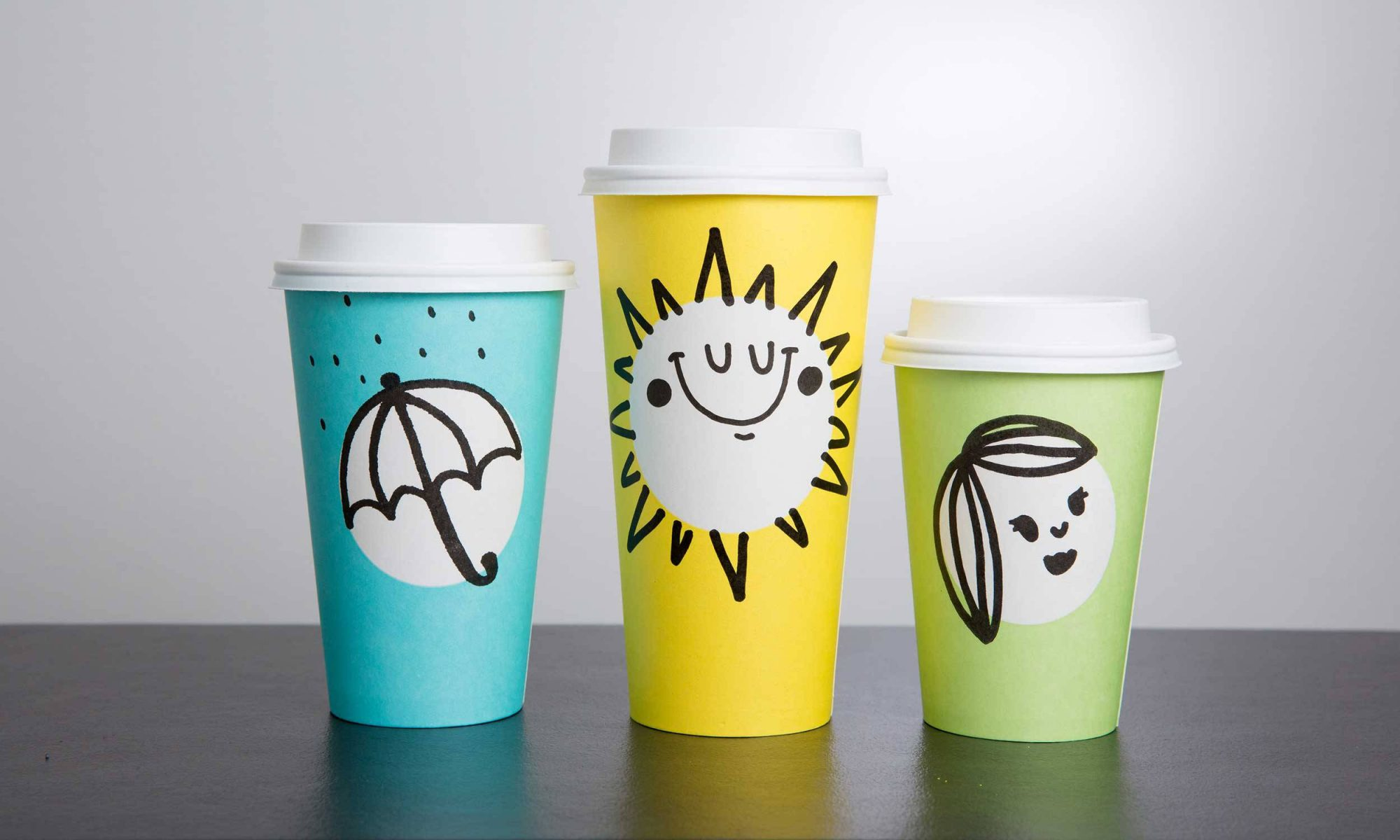 New Starbucks Spring Cups Are Inspired by Pantone Color Trends