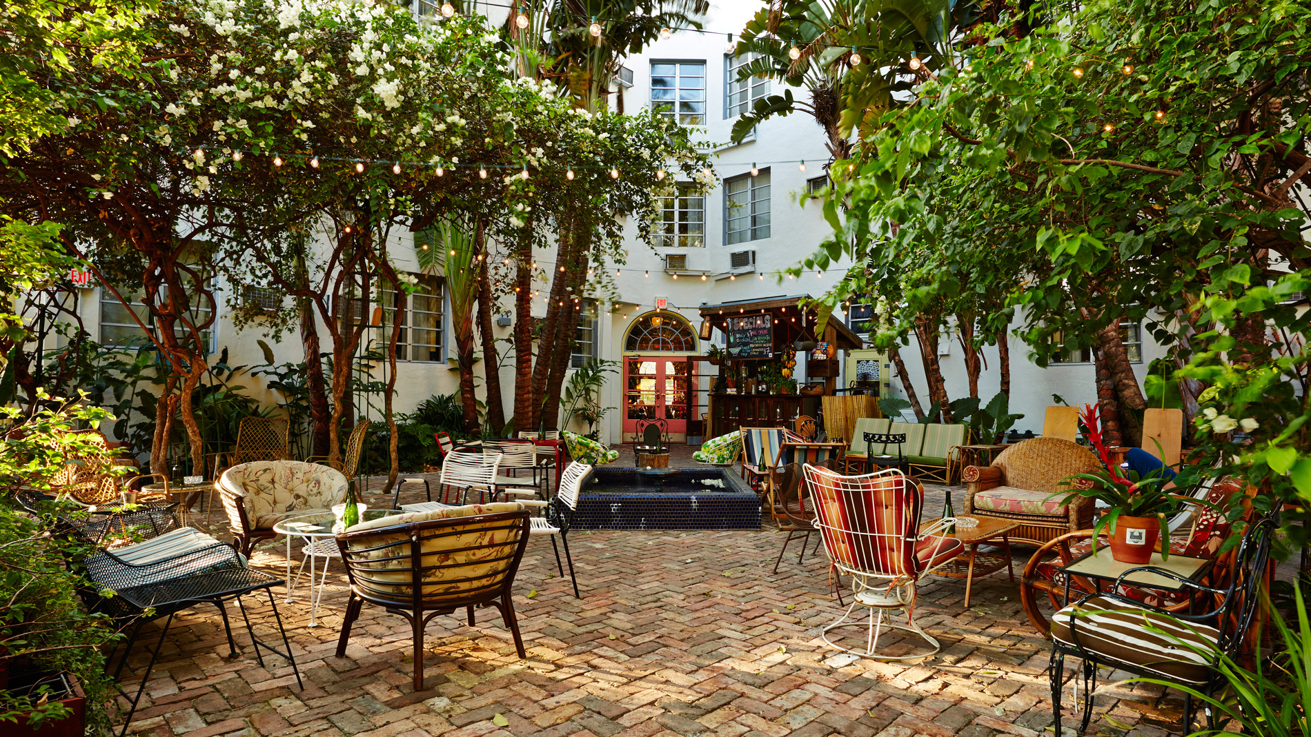 Where to Drink Outdoors in Miami