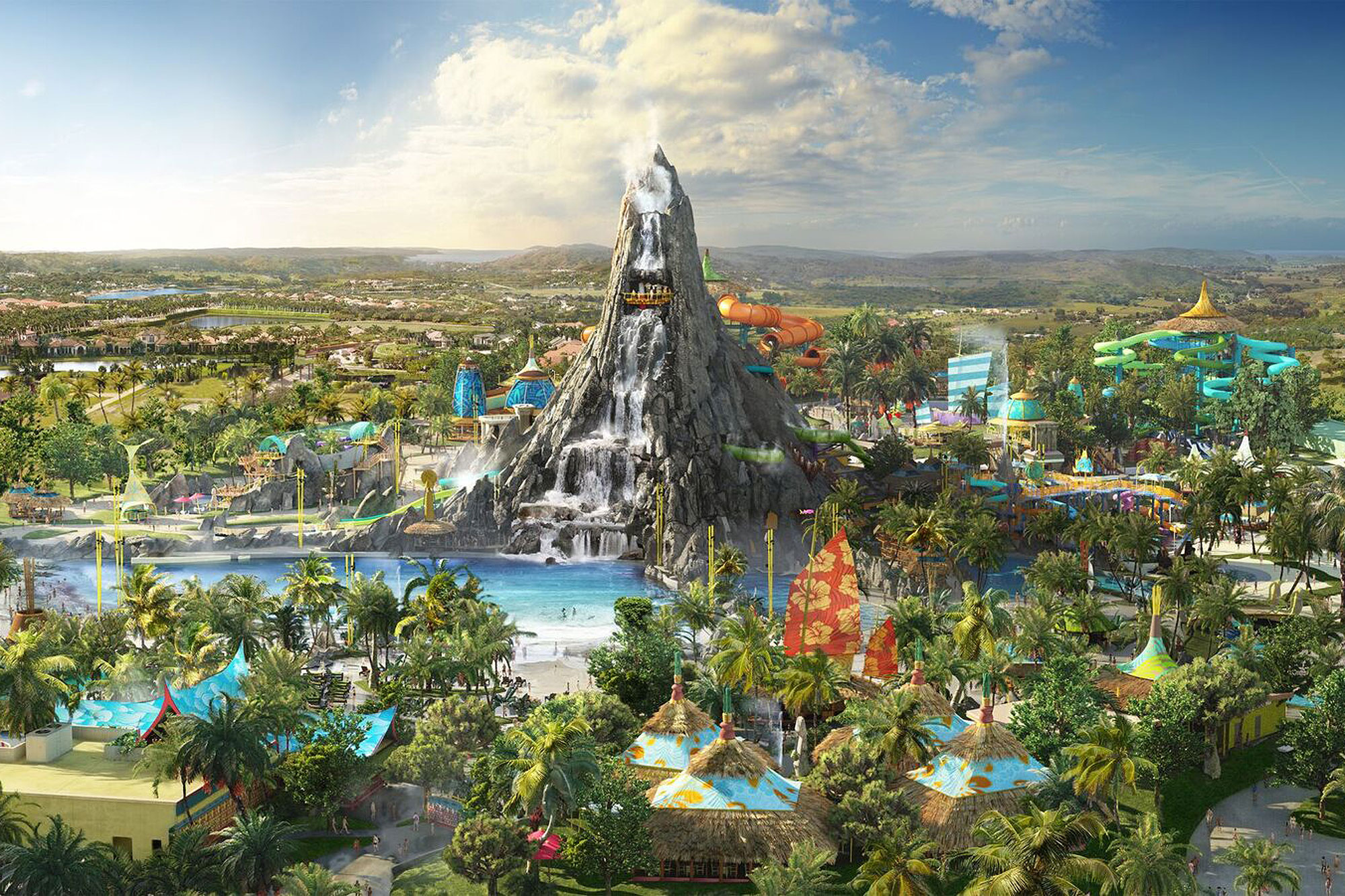 How to Eat Your Way Through the New Universal Orlando Theme Park