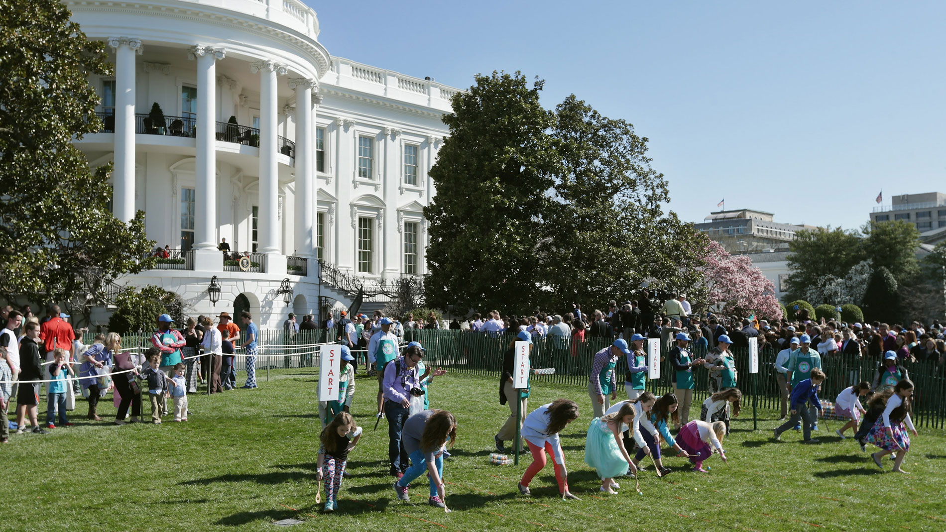 The White House Easter Egg Roll, Explained
