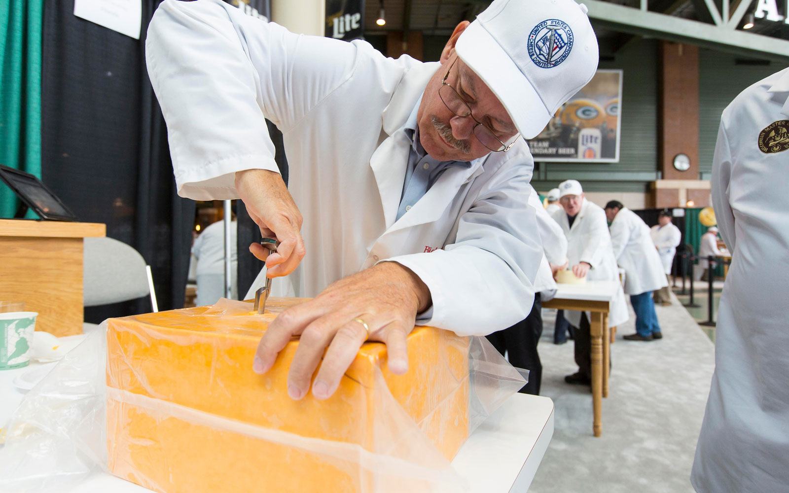 Inside the U.S. Cheese Championships