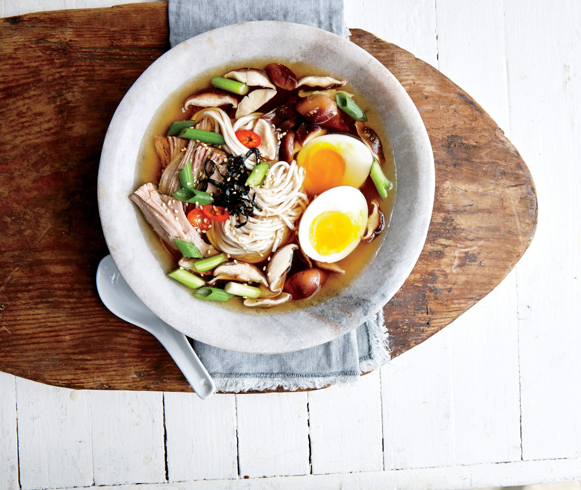 The Secret to Making Amazing Ramen at Home (and It's Incredibly Easy)