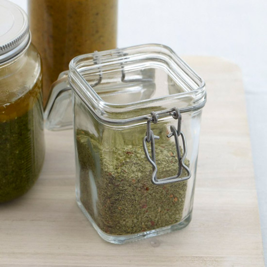 Wine Guide Preview: Spicy Herb Salt Recipe