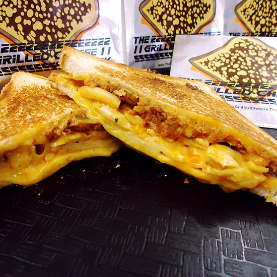 The Grilled Cheese Truck, Los Angeles