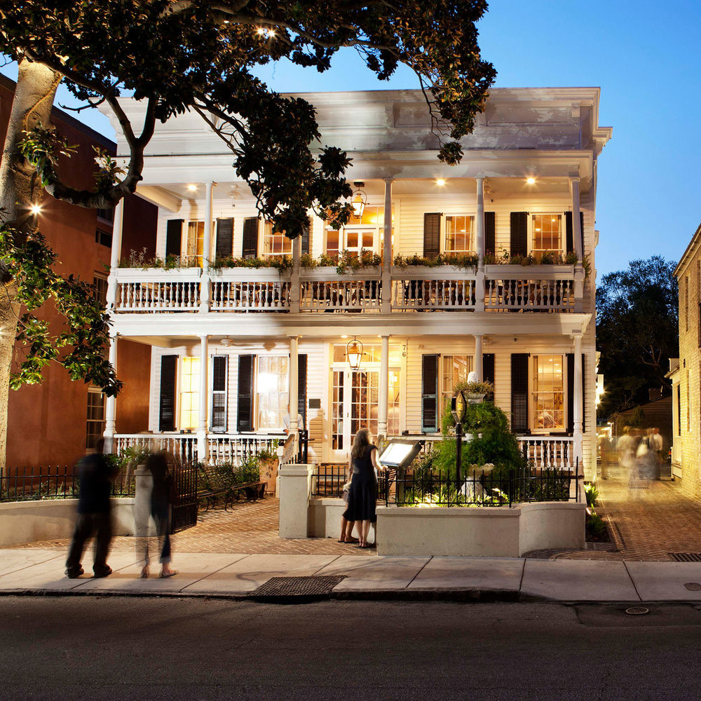Get a taste of Southern hospitality in Charleston