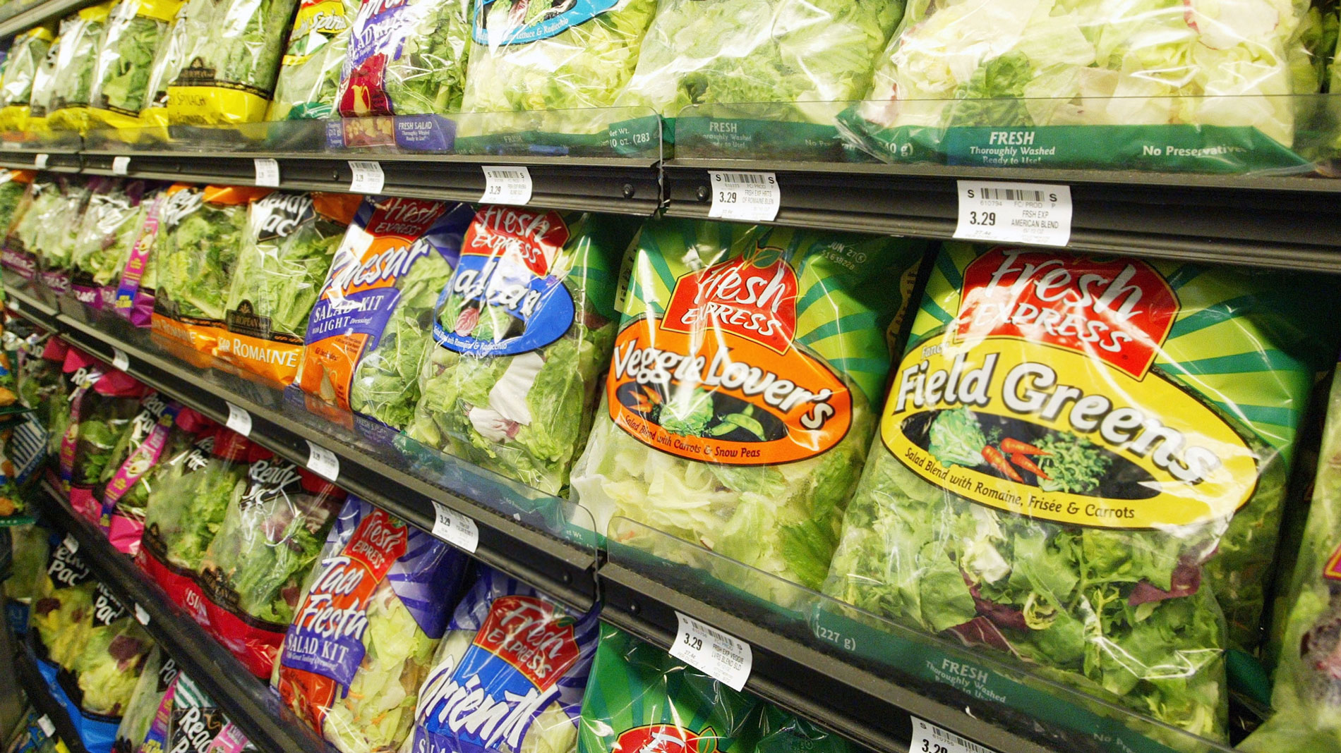Here's What You Need to Know About the West Coast Salad Shortage