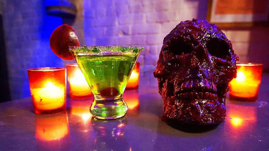 Hollywood Is Getting a Tim Burton-ed Out Bar