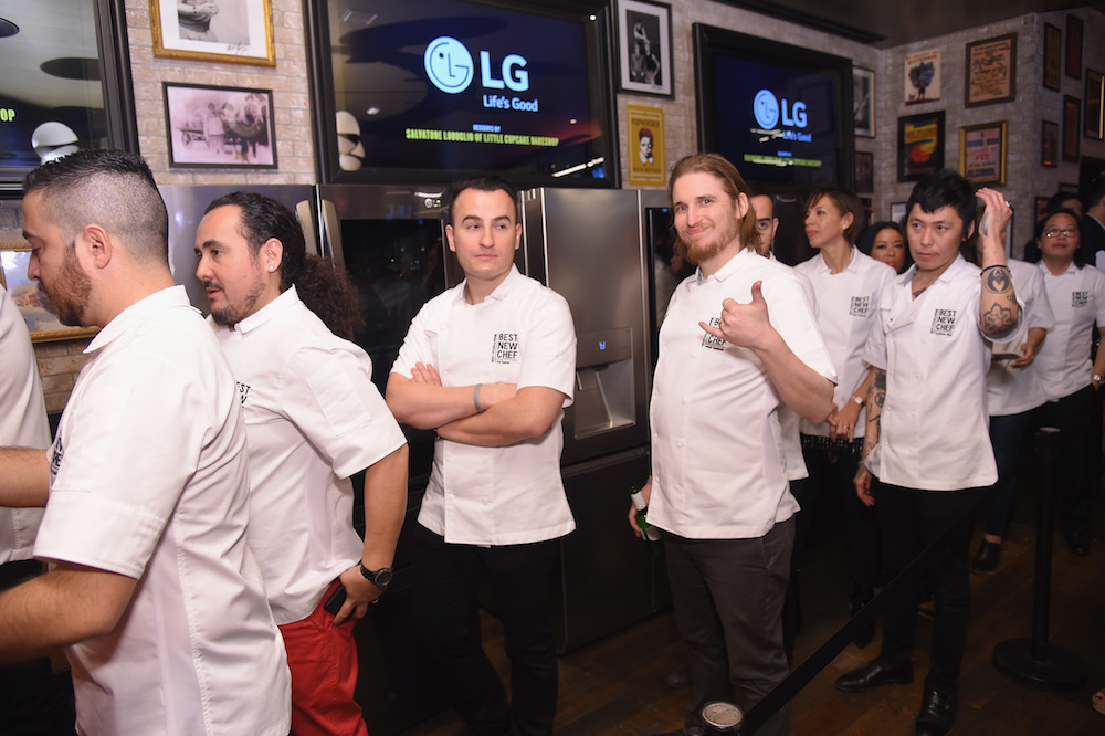 Behind the scenes at Best New Chefs 2017