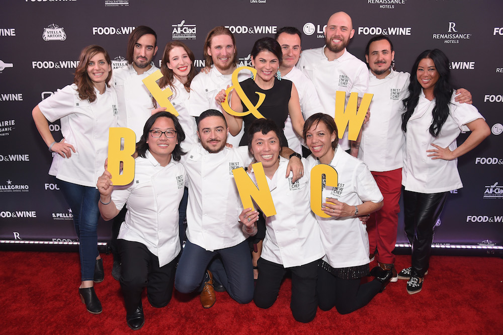 Best New Chefs 2017 and Food & Wine's Nilou Motamed