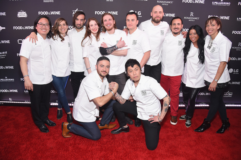 Best New Chefs class of 2017