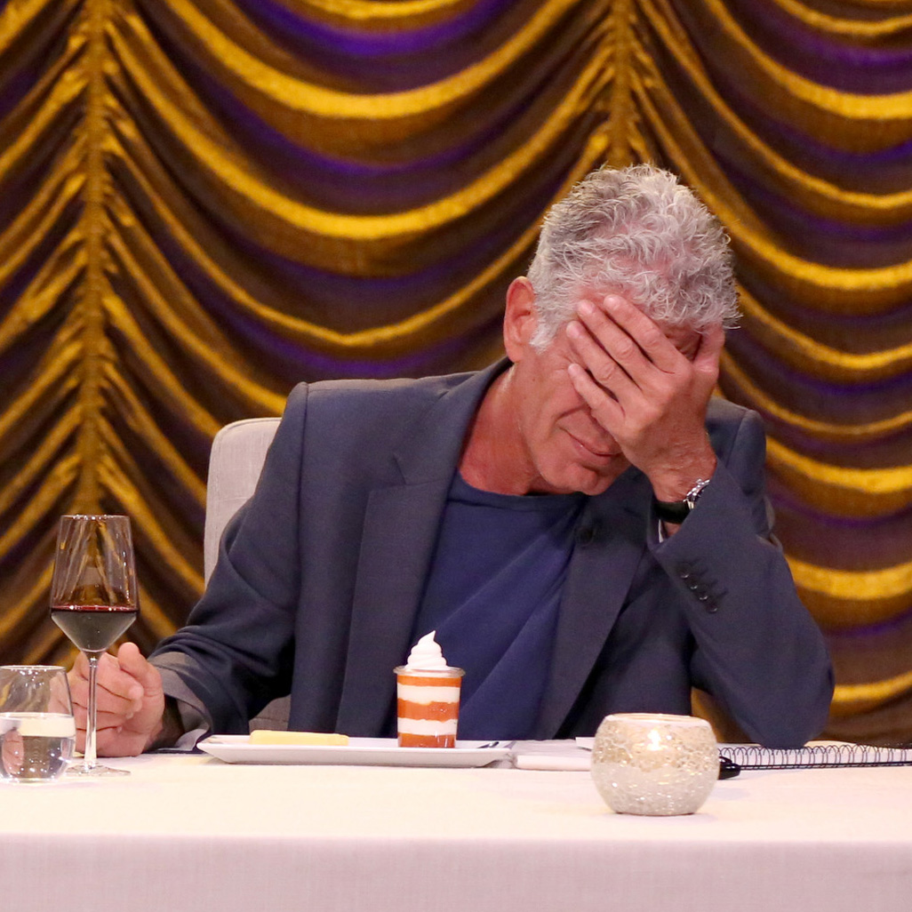 Bourdain plays Secret Ingredient on 'The Tonight Show'