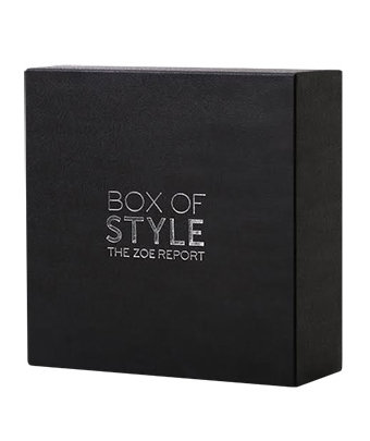 <p>Box of Style From The Zoe Report</p>